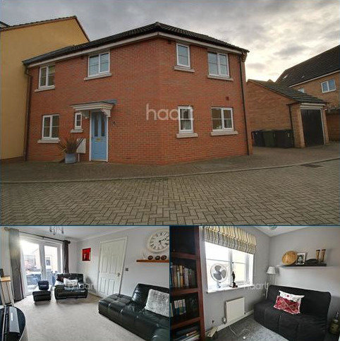 3 bedroom semi-detached house for sale - Sheepwash Way, Longstanton, Cambs