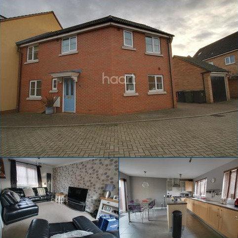 3 bedroom semi-detached house for sale - Sheepwash Way, Longstanton, Cambs
