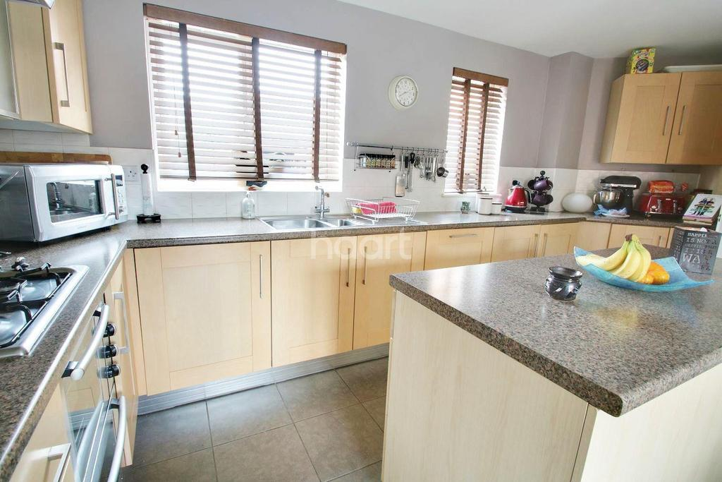 3 Bedrooms End Of Terrace House for sale in Sheepwash Way, Longstanton, Cambs