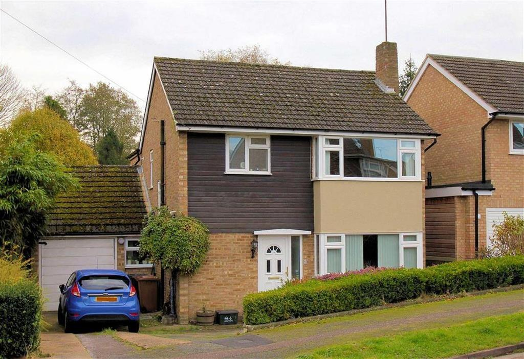 4 Bedrooms Detached House for sale in Rivershill, Watton At Stone, SG14 3SD