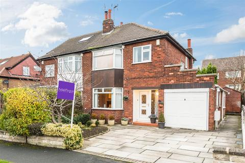 3 bedroom semi-detached house for sale - Kirkwood Drive, Cookridge, Leeds