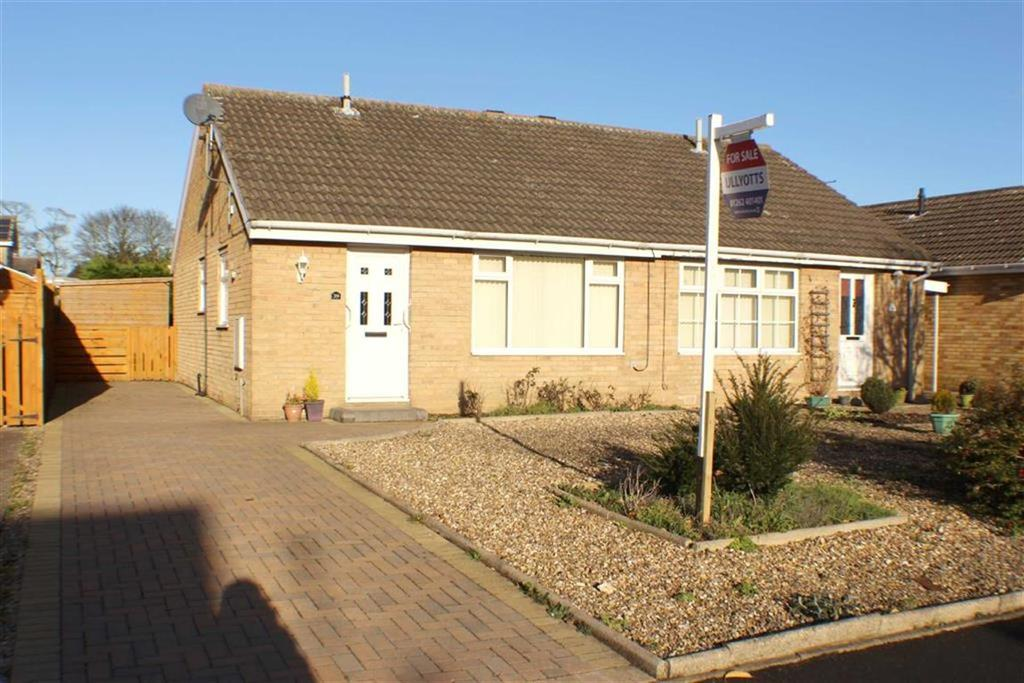 1 Bedroom Semi Detached Bungalow for sale in Maple Road, Bridlington, East Yorkshire