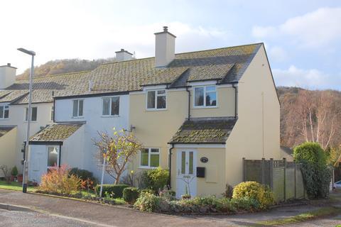 3 bedroom end of terrace house for sale - Crawter Drive, Porlock TA24