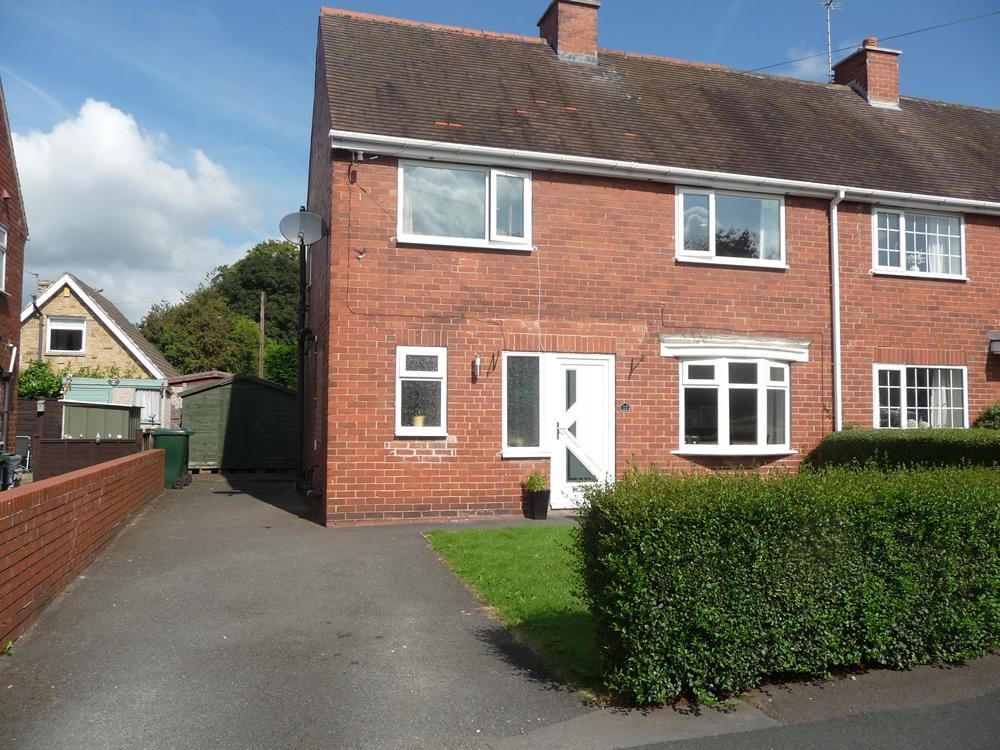 2 Bedrooms Semi Detached House for sale in Coppin Hall Grove