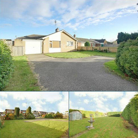 3 bedroom bungalow for sale - Stow Road, Wisbech