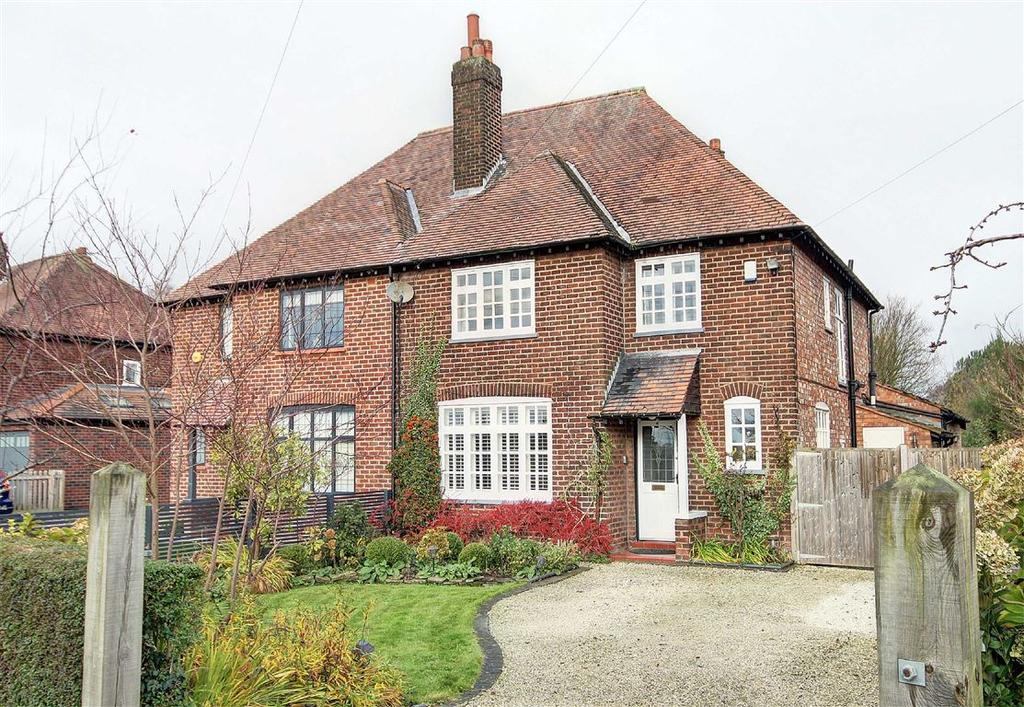 4 Bedrooms Semi Detached House for sale in Paddock Lane, Dunham Massey, Cheshire