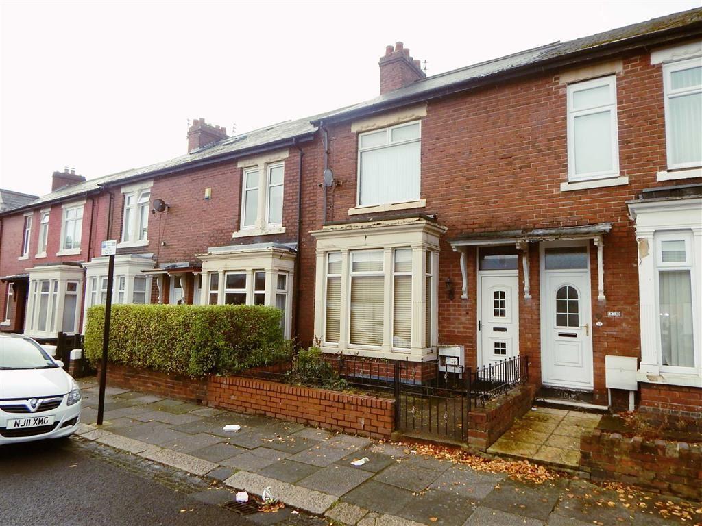 2 Bedrooms Terraced House for sale in Ferndale Avenue, Wallsend, Tyne And Wear, NE28