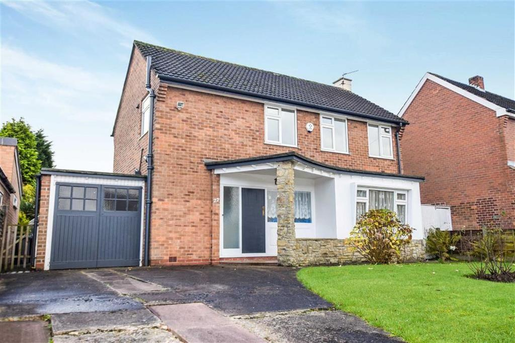 3 Bedrooms Detached House for sale in Mainwood Road, Altrincham, Cheshire, WA15