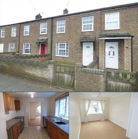 3 bedroom terraced house for sale - Station Terrace, Weeting