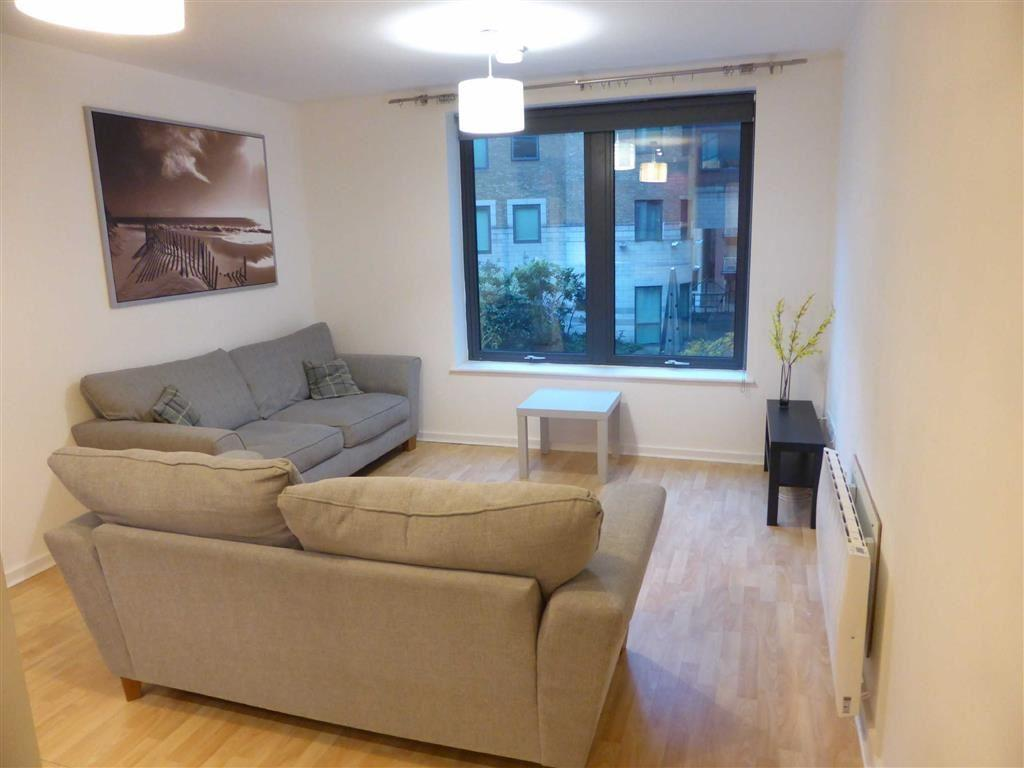 2 Bedrooms Apartment Flat for sale in City South, 39 City Road East, Manchester