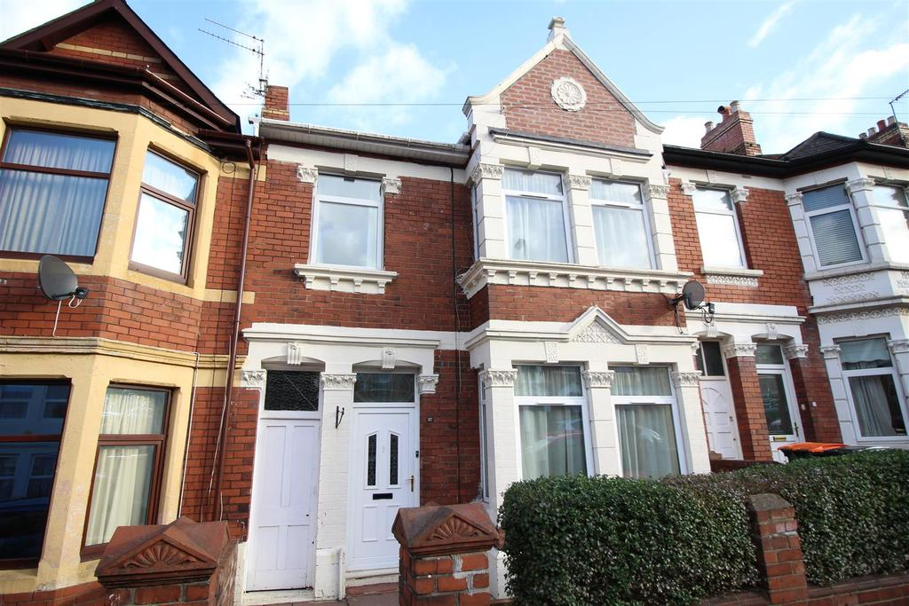 4 Bedrooms Terraced House for sale in Richmond Road, Newport