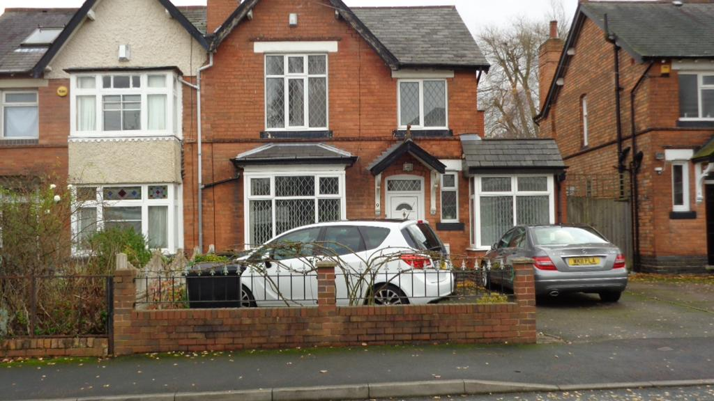 4 Bedrooms Semi Detached House for sale in Merton Road, Moseley, Birmingham B13