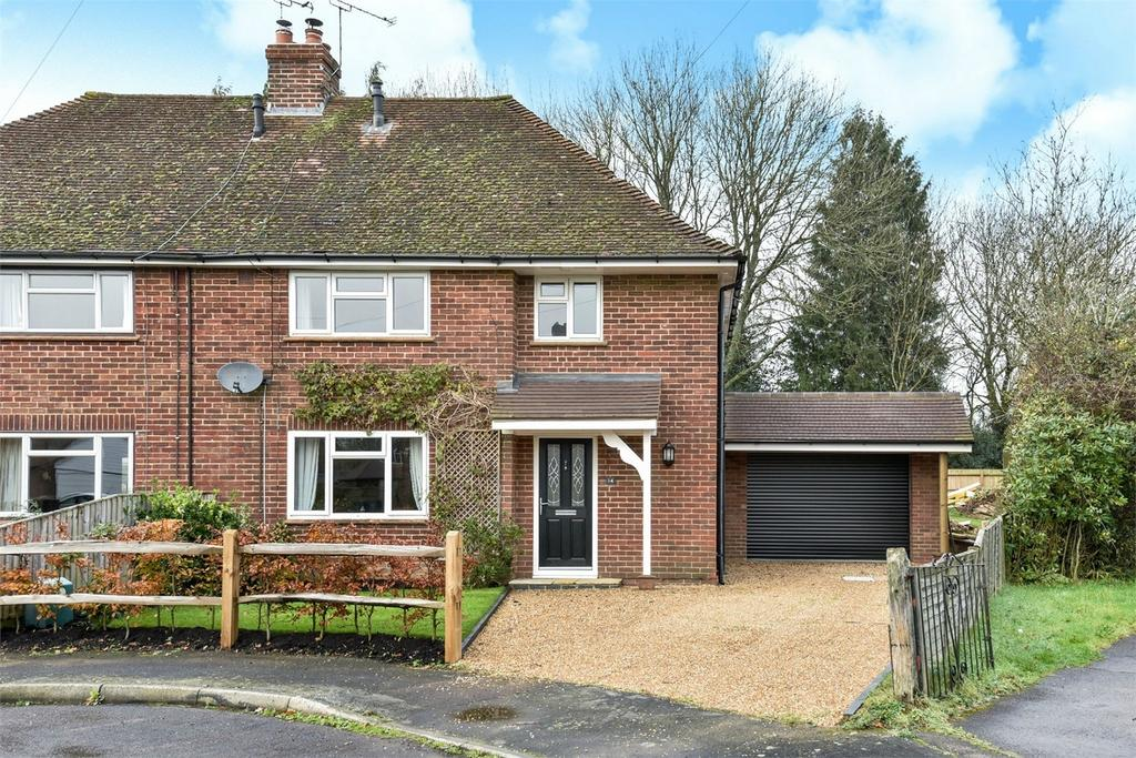 3 Bedrooms Semi Detached House for sale in Medstead, Alton, Hampshire