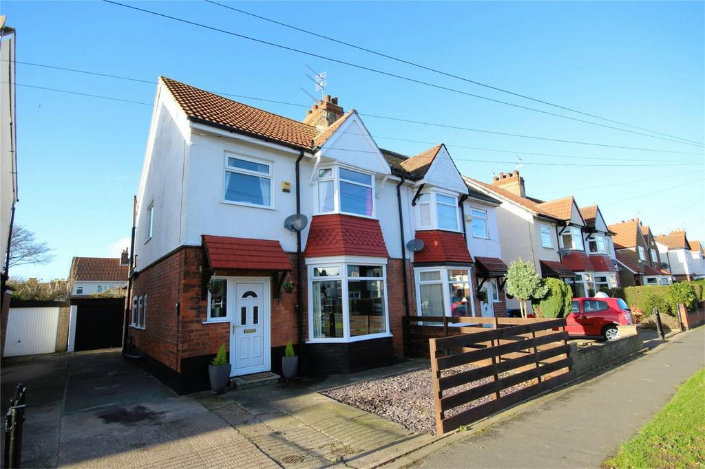 3 Bedrooms Semi Detached House for sale in Anlaby Park Road North, Hull, East Riding of Yorkshire