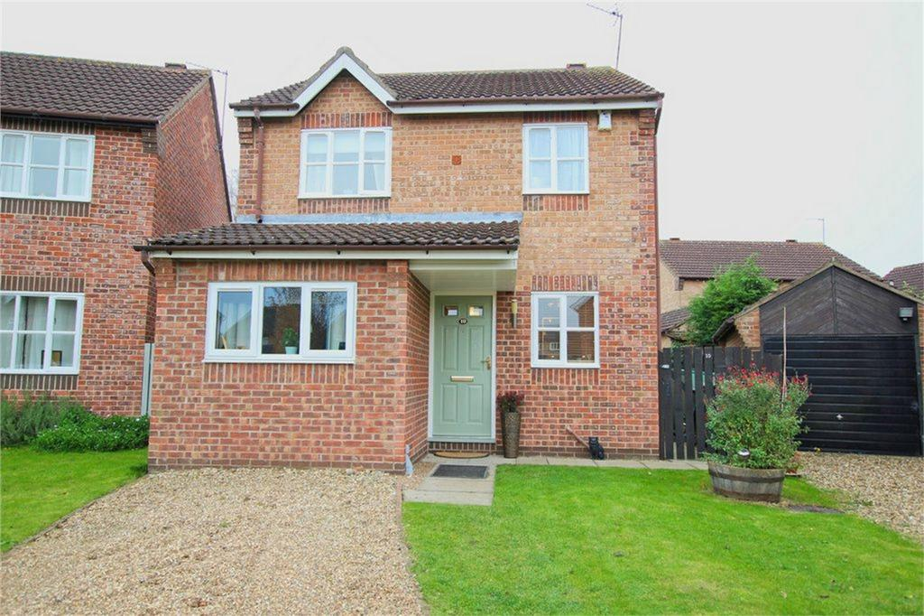 3 Bedrooms Detached House for sale in Freshfields, Brough, East Riding of Yorkshire