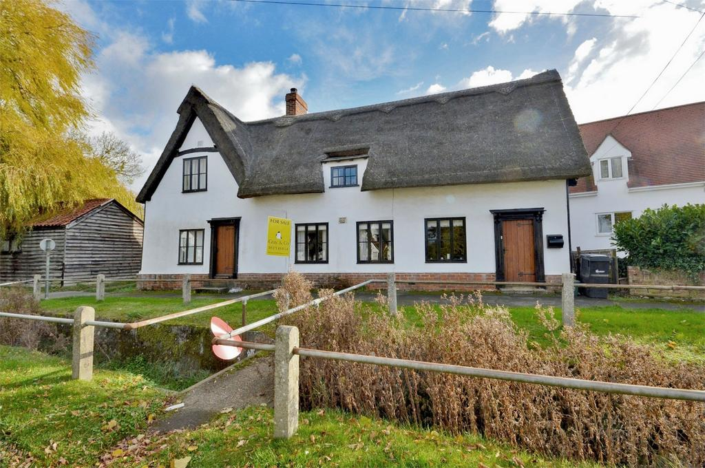 4 Bedrooms Detached House for sale in Brook House, Duck End, Finchingfield
