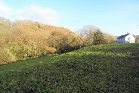 Farm land for sale - 3.30 Acres of Pasture Land and Woodland adj to, Bryn Deri, Llanychaer, Pembrokeshire