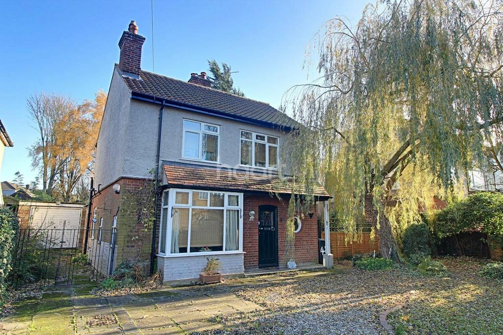3 Bedrooms Detached House for sale in Catton Grove Road, Norwich