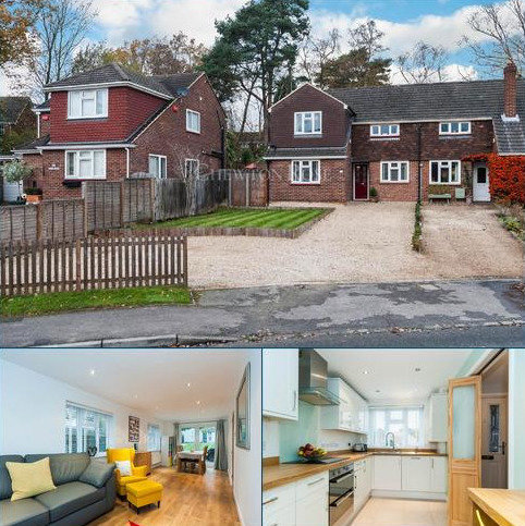 3 bedroom semi-detached house for sale - King Edwards Road, Ascot
