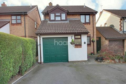 4 bedroom detached house for sale - Belmont Close, Newton Abbot