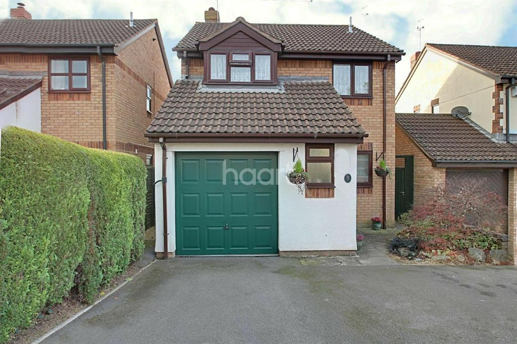 4 Bedrooms Detached House for sale in Belmont Close, Newton Abbot