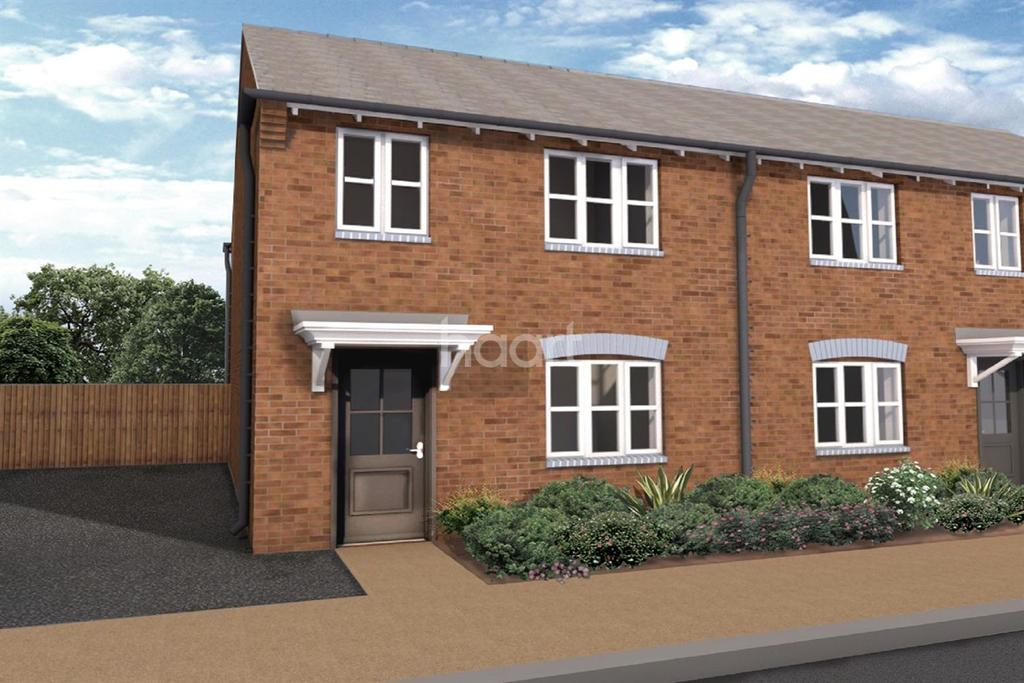 3 Bedrooms Semi Detached House for sale in The Seasons, Greythorn Drive, West Bridgford NG2