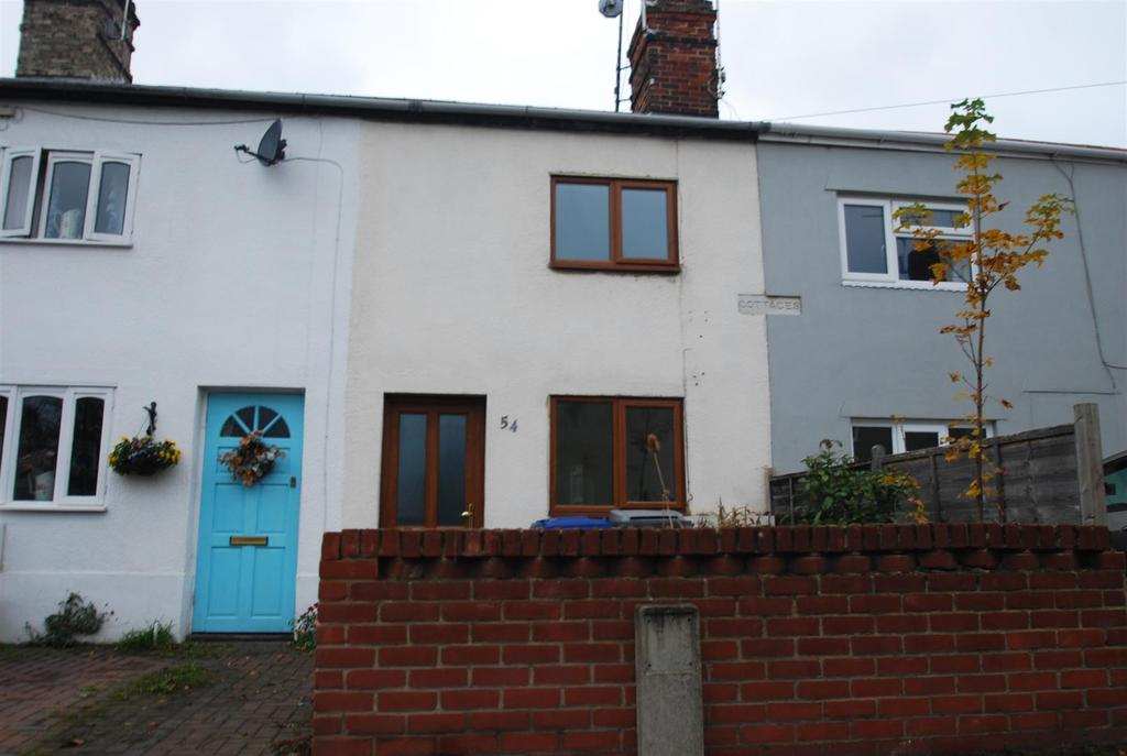 2 Bedrooms Terraced House for sale in Mill Road, Bury St. Edmunds