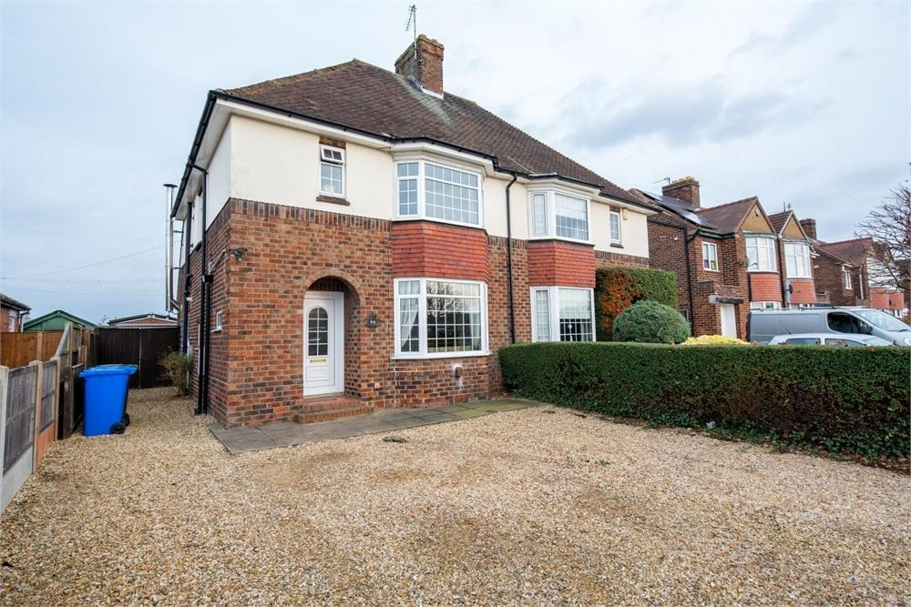 3 Bedrooms Semi Detached House for sale in Eastwood Road, Boston, Lincolnshire
