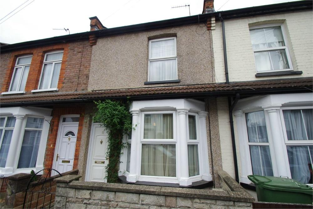 3 Bedrooms Terraced House for sale in Burton Avenue, WATFORD, Hertfordshire
