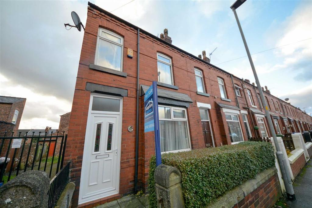 2 Bedrooms End Of Terrace House for sale in First Avenue, Springfield, Wigan, WN6