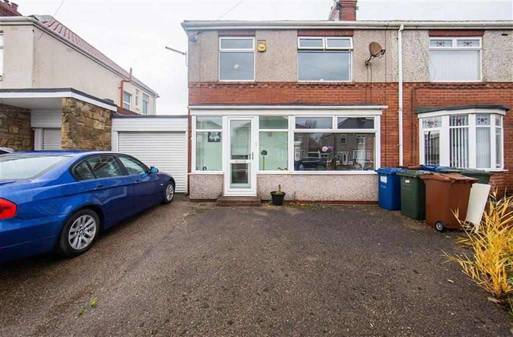 3 Bedrooms Semi Detached House for sale in Fossway, Walkergate, Newcastle Upon Tyne, NE6