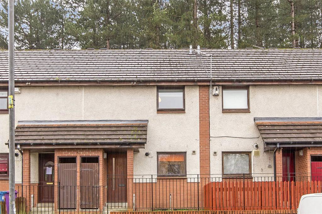 2 Bedrooms Terraced House for sale in 125B Dormanside Road, Pollok, Glasgow, G53