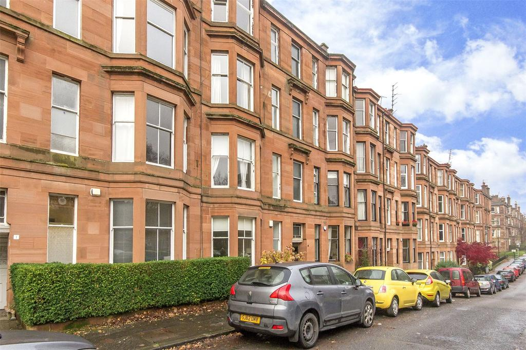 1 Bedroom Flat for sale in Flat 2/2, 3 Airlie Street, Hyndland, Glasgow, G12