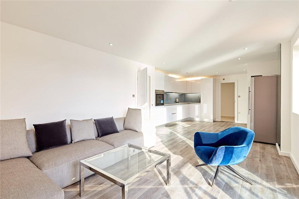 2 Bedrooms Flat for sale in Watermans Quay, William Morris Way, London, SW6