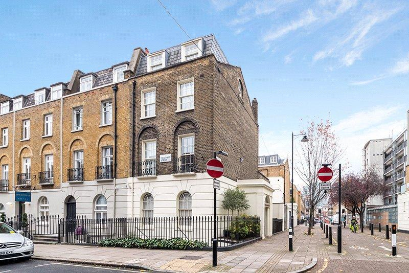 4 Bedrooms Terraced House for sale in Crestfield Street, Bloomsbury, London, WC1H
