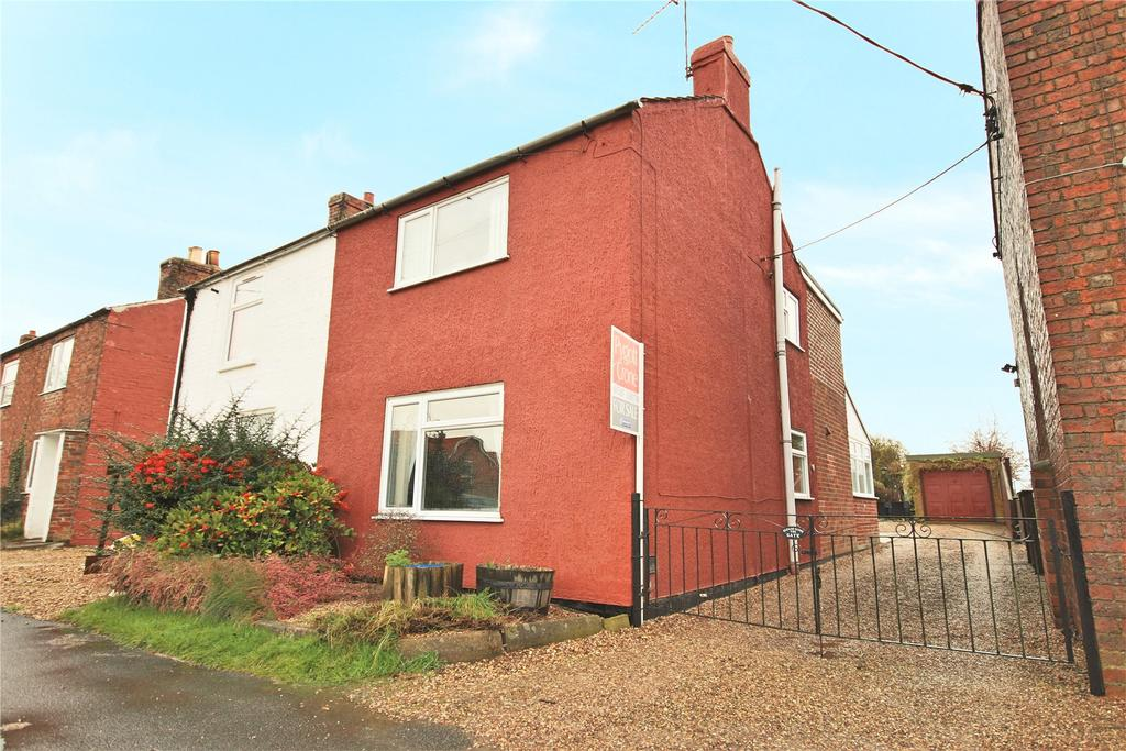 3 Bedrooms Semi Detached House for sale in Chapel Lane, Baumber, LN9