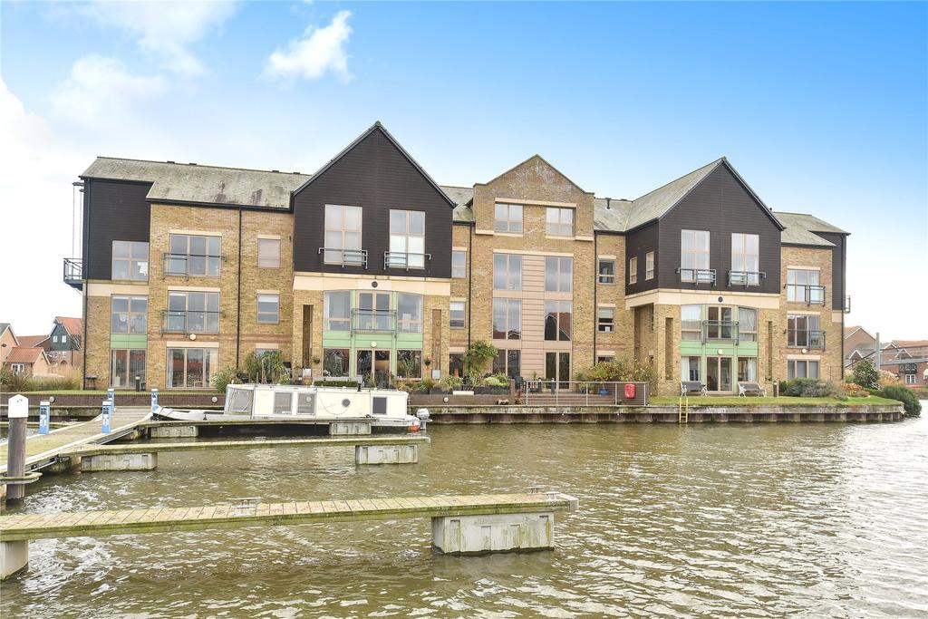 2 Bedrooms Flat for sale in Marine Point Apartments, Marine Approach, LN1