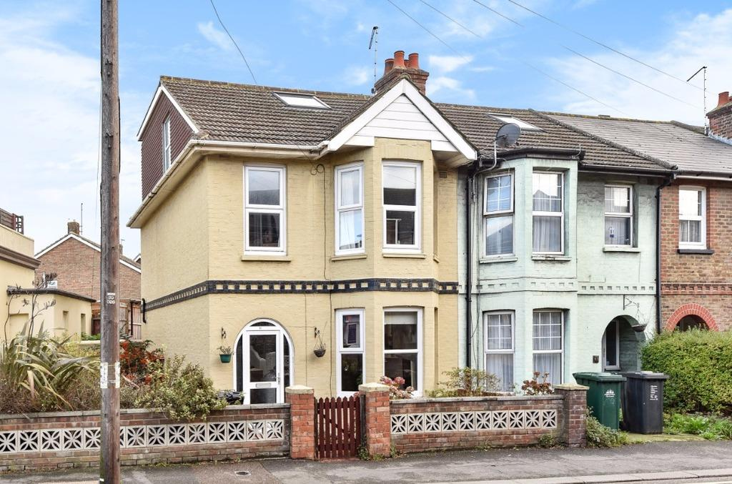 4 Bedrooms End Of Terrace House for sale in Trafalgar Road Portslade East Sussex BN41
