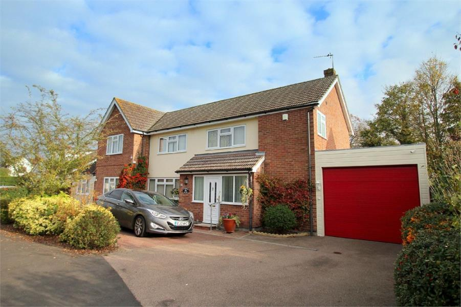 6 Bedrooms Detached House for sale in Great Horkesley, COLCHESTER, Essex