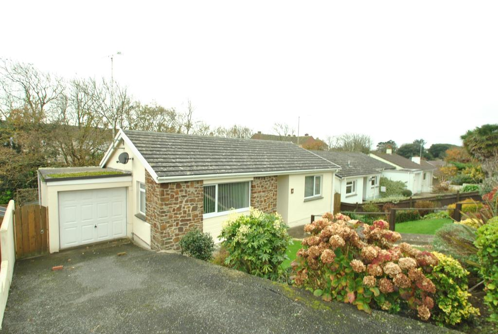 2 Bedrooms Detached Bungalow for sale in Brook Drive, Bude