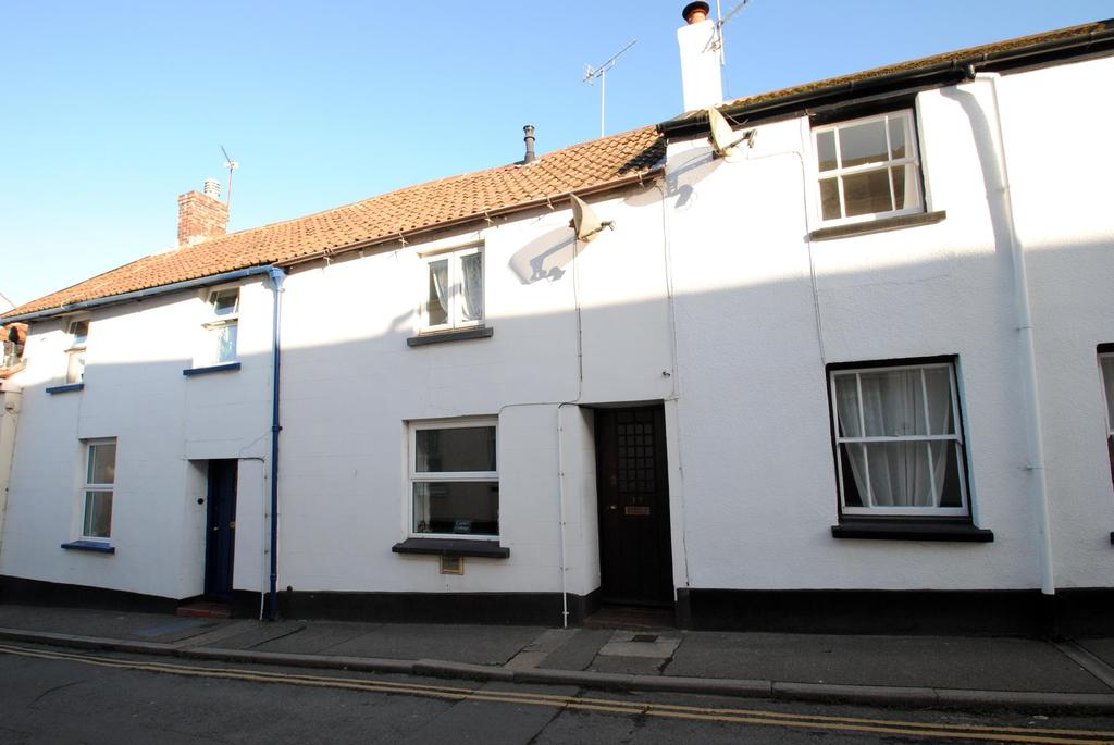 2 Bedrooms Terraced House for sale in Heanton Street, Braunton