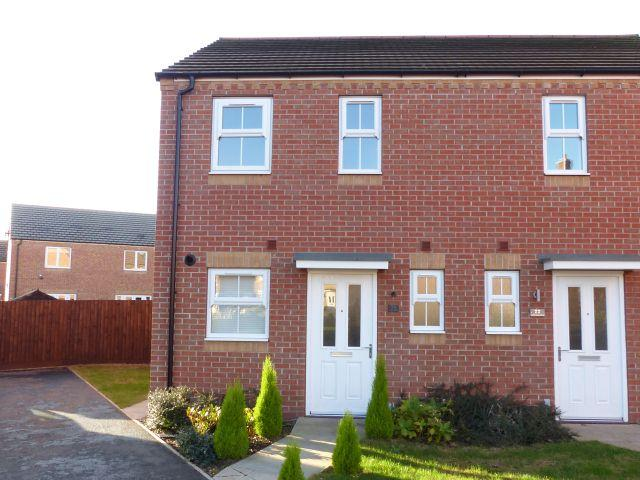 2 Bedrooms Semi Detached House for sale in Northumberland Way,Walsalll,West Midlands