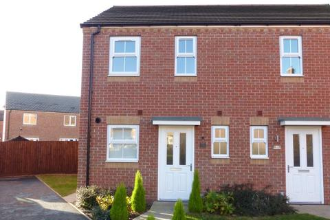 2 bedroom semi-detached house for sale - Northumberland Way,Walsalll,West Midlands