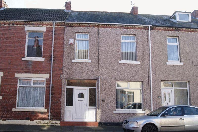 3 Bedrooms Terraced House for sale in Wellington Street, Blyth