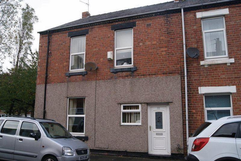 3 Bedrooms End Of Terrace House for sale in Sidney Street, Blyth