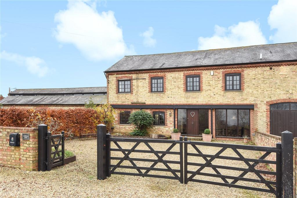 5 Bedrooms Barn Conversion Character Property for sale in Segenhoe, Ridgmont, Bedfordshire, MK43
