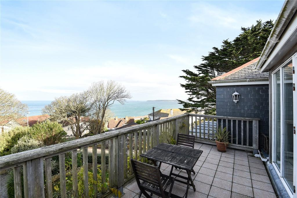 2 Bedrooms Apartment Flat for sale in Boskerris Road, Carbis Bay, St. Ives, Cornwall, TR26
