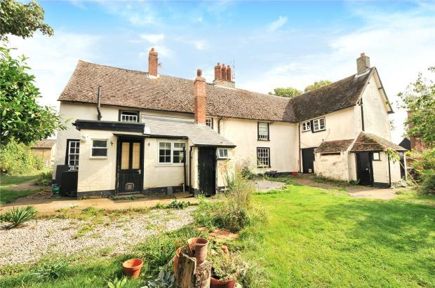 7 Bedrooms Detached House for sale in High Street, Sutton, Sandy, Bedfordshire