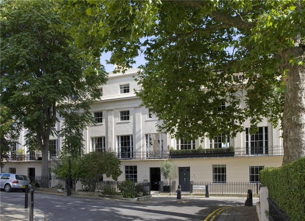 5 Bedrooms Terraced House for sale in Chester Place, Regent's Park, London, NW1
