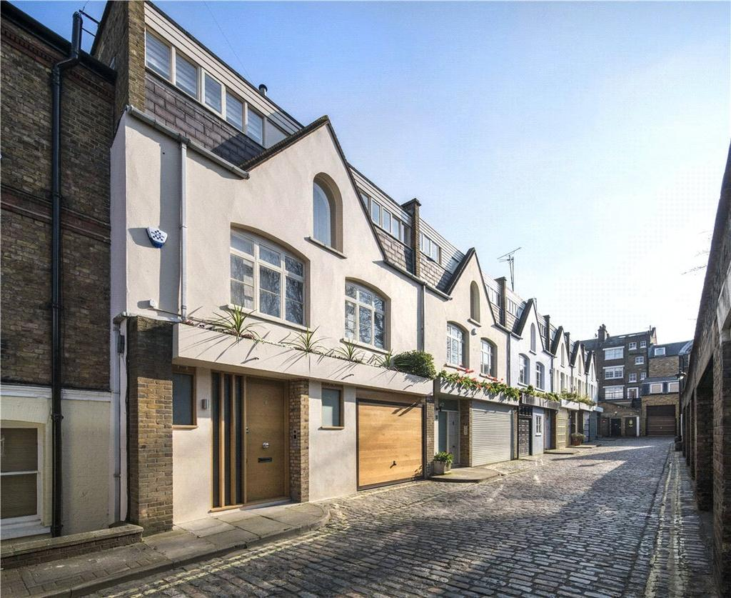 2 Bedrooms House for sale in Charles Lane, St John's Wood, London, NW8